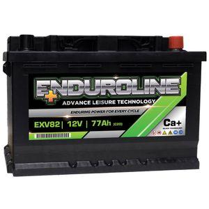 EXV82 Enduroline Leisure Battery 12V