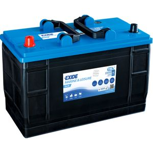 Exide ER550 DUAL Leisure Battery 115Ah (Porta Power PP115)