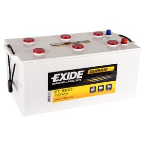 ET1600 Exide Equipment Marine and Multifit Leisure Battery