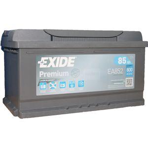 110TE Exide Premium Car Battery X-Tra Plus (XTra Plus) (EA852)