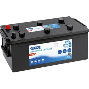 EN900 Exide Start Marine and Multifit Leisure Battery
