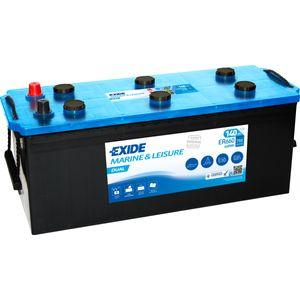 Exide ER660 DUAL Marine Battery