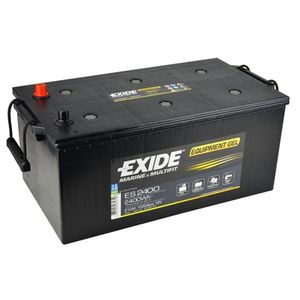 ES2400 Exide G210 Marine and Multifit Gel Leisure Battery 210Ah