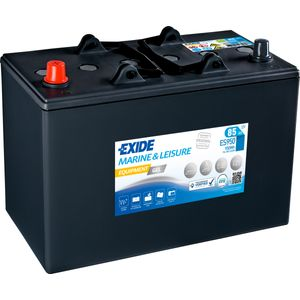 ES950 Exide G85 Marine and Multifit Gel Leisure Battery 85Ah