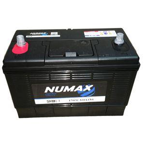 C31-900 Numax Car Battery 12V 115Ah