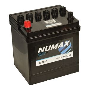 004R Numax Car Battery 12V 50AH