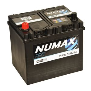 LO 7655 Numax Car Battery 12V
