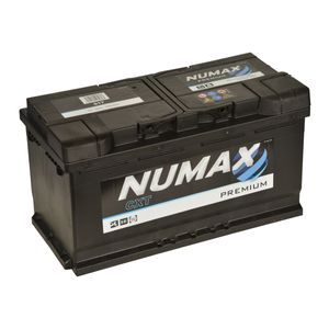 017 Numax Car Battery 12V 90AH