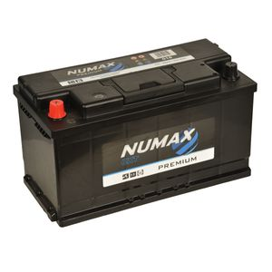 018 Numax Car Battery 12V 88AH