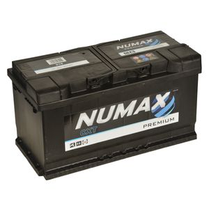 019 Numax Car Battery 12V 95Ah