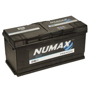 020 Numax Car Battery 12V 110Ah