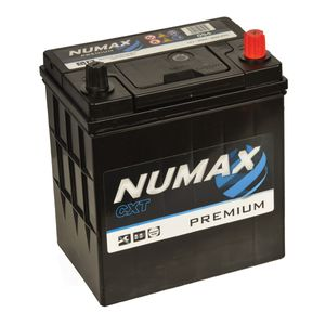 44B20L Numax Car Battery 12V