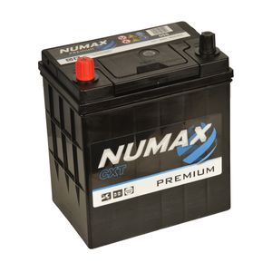 36B20R Numax Car Battery 12V
