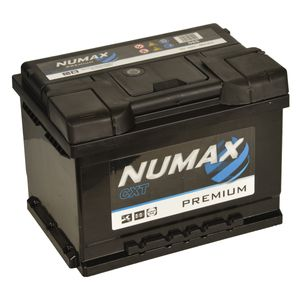 065 Numax Car Battery 12V 53AH