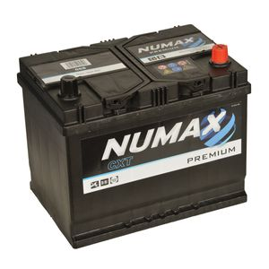 65D26L Numax Car Battery 12V