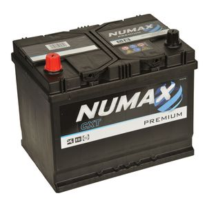 071 Numax Car Battery 12V 52AH