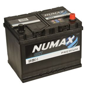 LO 7651 Numax Car Battery 12V