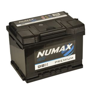 075 Numax Car Battery 12V 60AH