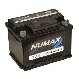 092 Numax Car Battery 12V 55AH