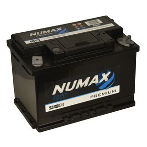 099 Numax Car Battery 12V 72AH