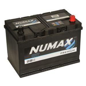 249H Numax Car Battery 12V 91AH