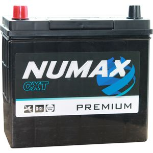 50B24RS Numax Car Battery 12V