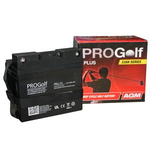 PRG-33 ProGolf Golf Trolley Battery 33Ah