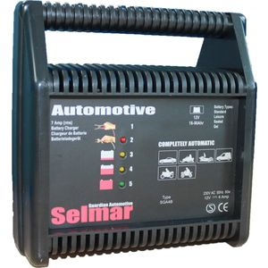 Selmar Guardian Automotive Battery Charger 12V 4A