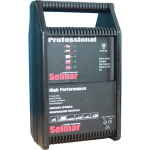 Selmar Guardian Professional Battery Charger 12V 7A