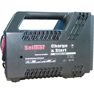 Selmar Guardian Charge & Start Battery Charger 12V 7A/17A