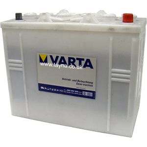 96002 Varta Leisure Battery H12   12V 125Ah  (DIN: 960 002 000)