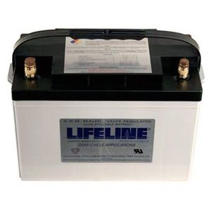 GPL-27T Lifeline AGM Battery