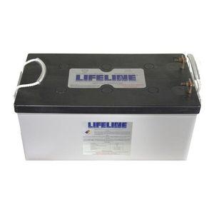 GPL-8D L Lifeline AGM Battery