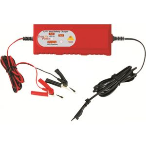 Sterling Power 12V 1A Portable Battery Charger B121