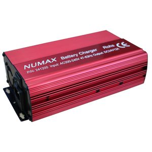 Numax Commercial Battery Charger 24V 12A - 241200HD