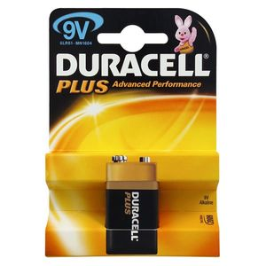 Duracell PP3 9V Square Battery