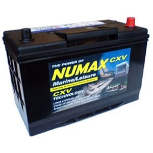 Numax CXV30HRMF  Sealed Leisure Battery   12V 105Ah 1000MCA   500 Cycles XV30HRMF