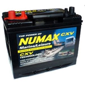 XV23MF Numax Sealed Leisure Battery 12V 75Ah