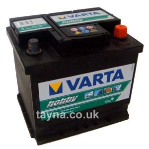 95406 Varta Hobby Leisure Battery A23   12V 50Ah  (DIN: 954 006 000)