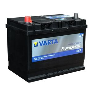 812071 / 81270 Varta Hobby Leisure Battery A27 / LFS75 12V 75Ah