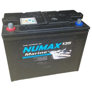 M135 Numax Marine Battery 12V 135Ah