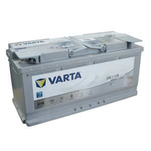 H15 Varta Start-Stop Plus AGM Car Battery 12V 105Ah (605901095)