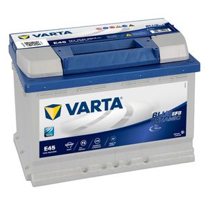 E45 Varta Start-Stop EFB Car Battery 12V 70Ah (570500065) Type 096