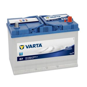 G7 Varta Blue Dynamic Car Battery 12V 95Ah (595404083) (249 335)