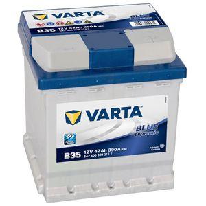 B35 Varta Blue Dynamic Car Battery 12V 42Ah