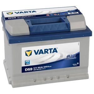 D59 Varta Blue Dynamic Car Battery 12V 60Ah (560409054) (075)