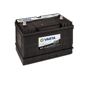 H17 VARTA PROMOTIVE BLACK 12V 105Ah 605 102 080