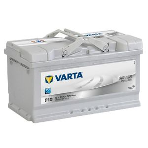 F19 Varta Silver Dynamic Car Battery 85Ah