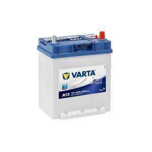 A13 Varta Blue Dynamic Car Battery 12V 40Ah (540125033) (054H)