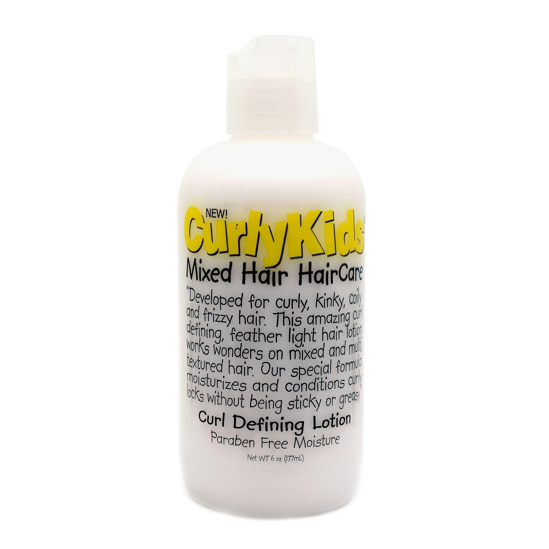 CurlyKids Curl Defining Lotion - 6oz